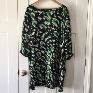 SimplyBe 4x tunic three-quarter sleeves